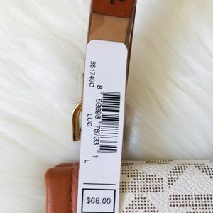 Michael Kors Bags - MK Logo Wallet Belt Sz Large